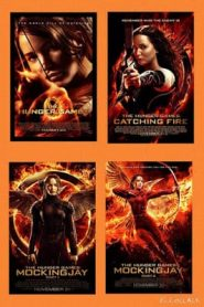 The Hunger Games 1-4 เกมล่าเกม Full HQ ทุกภาคหน้าแรก The Collection BoxSet