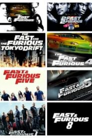 The Fast and the Furious 1-8 (2001-2017) เร็ว..แรงทะลุนรก Collection Full HQ ภาพชัดแจ๋วหน้าแรก The Collection BoxSet