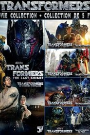 Transformers 1-5 The Collection Full HQ ภาพชัดแจ๋วหน้าแรก The Collection BoxSet